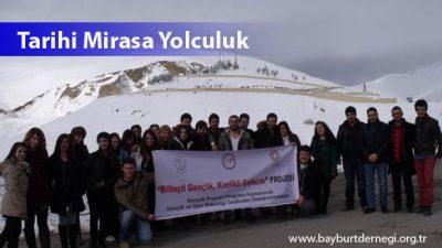 Tarihi Mirasa Yolculuk