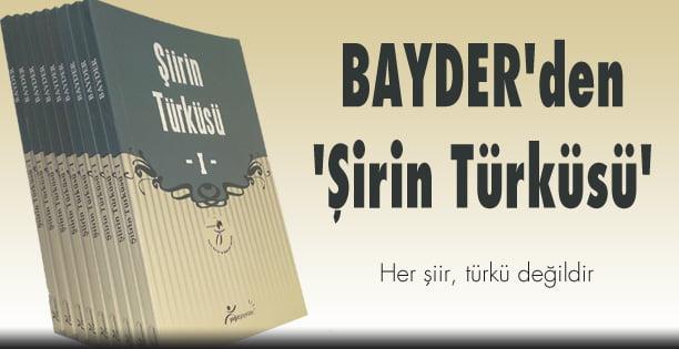 BAYDER den Şirin Türküsü
